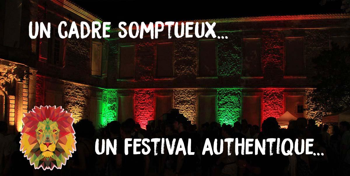 un cadre somptueux un festival authentique